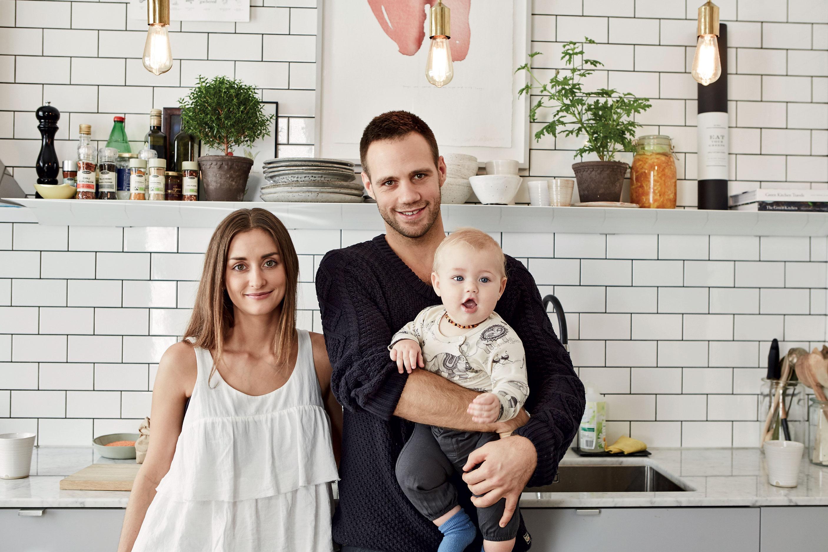Luise Green Kitchen Stories