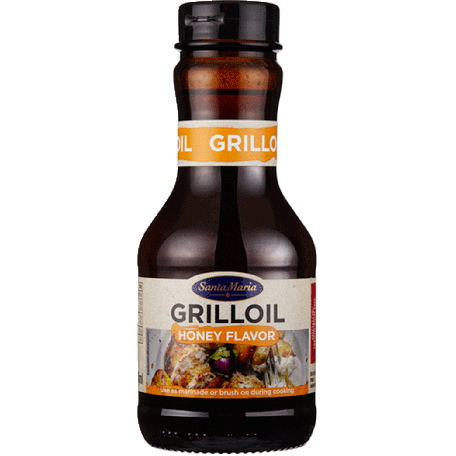 Grilloil Honey Flavor