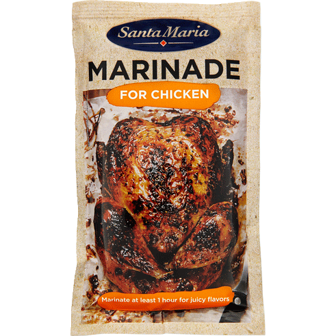 BBQ Marinade for Chicken