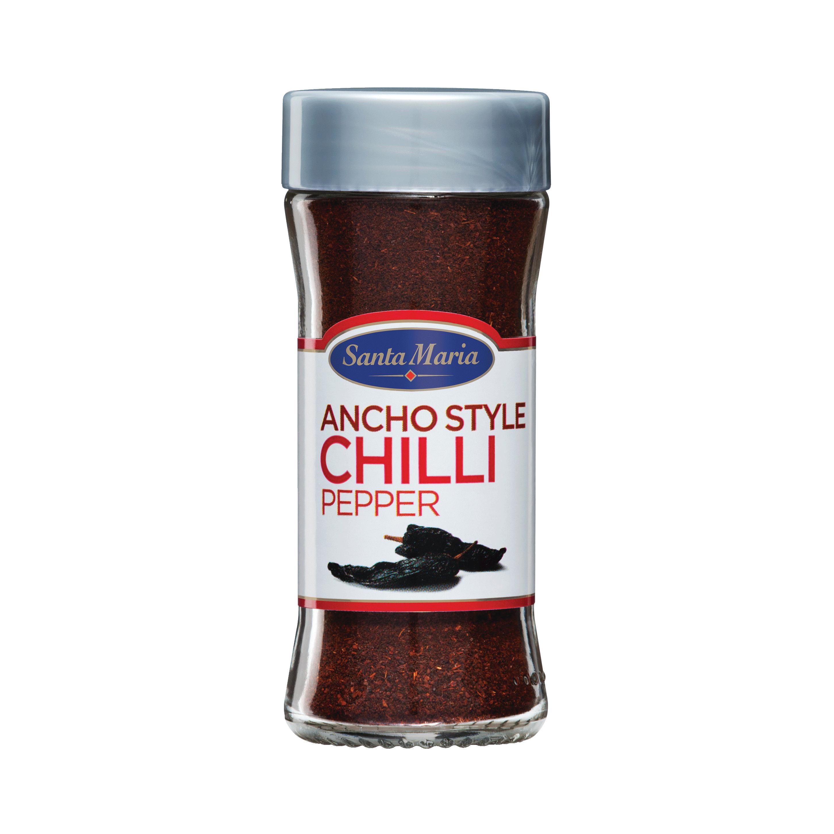 Ancho Chilli Brownies | Santa Maria