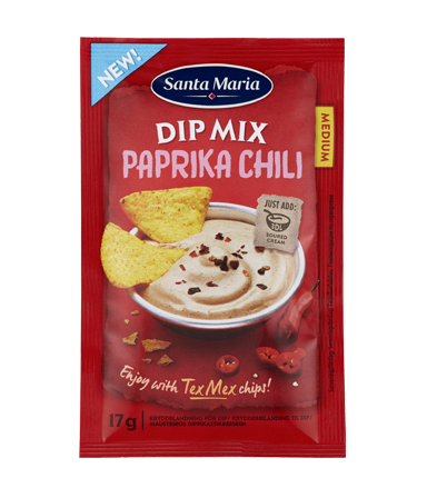 Dip Mix Paprika Chili