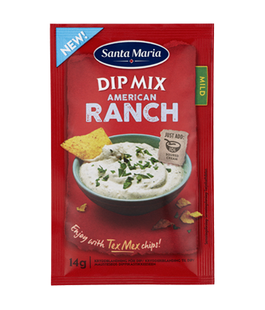 Dip Mix American Ranch