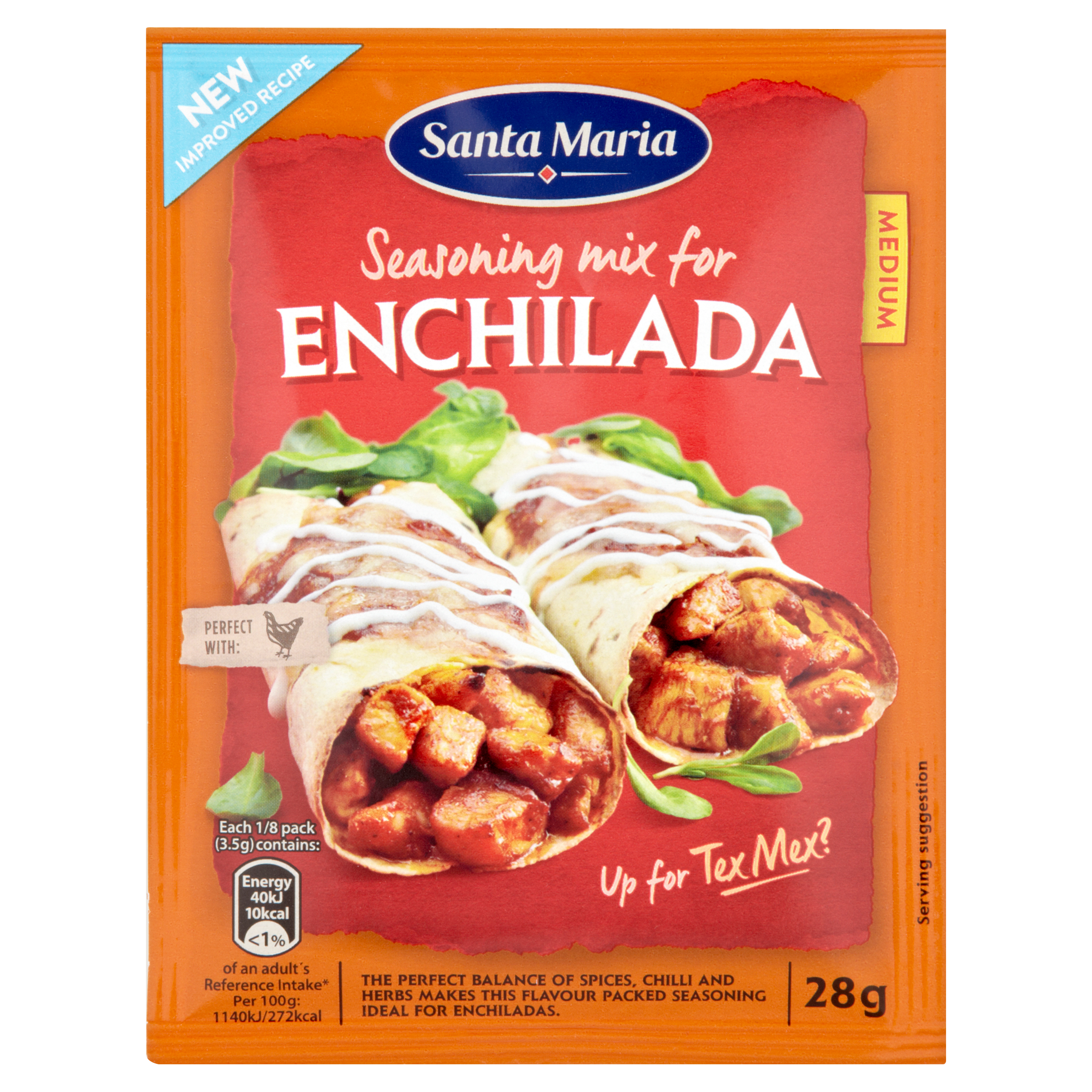 Enchilada Seasoning Mix
