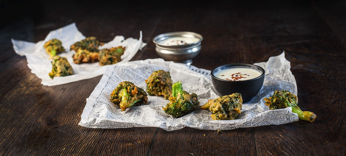 Broccoli Pakora