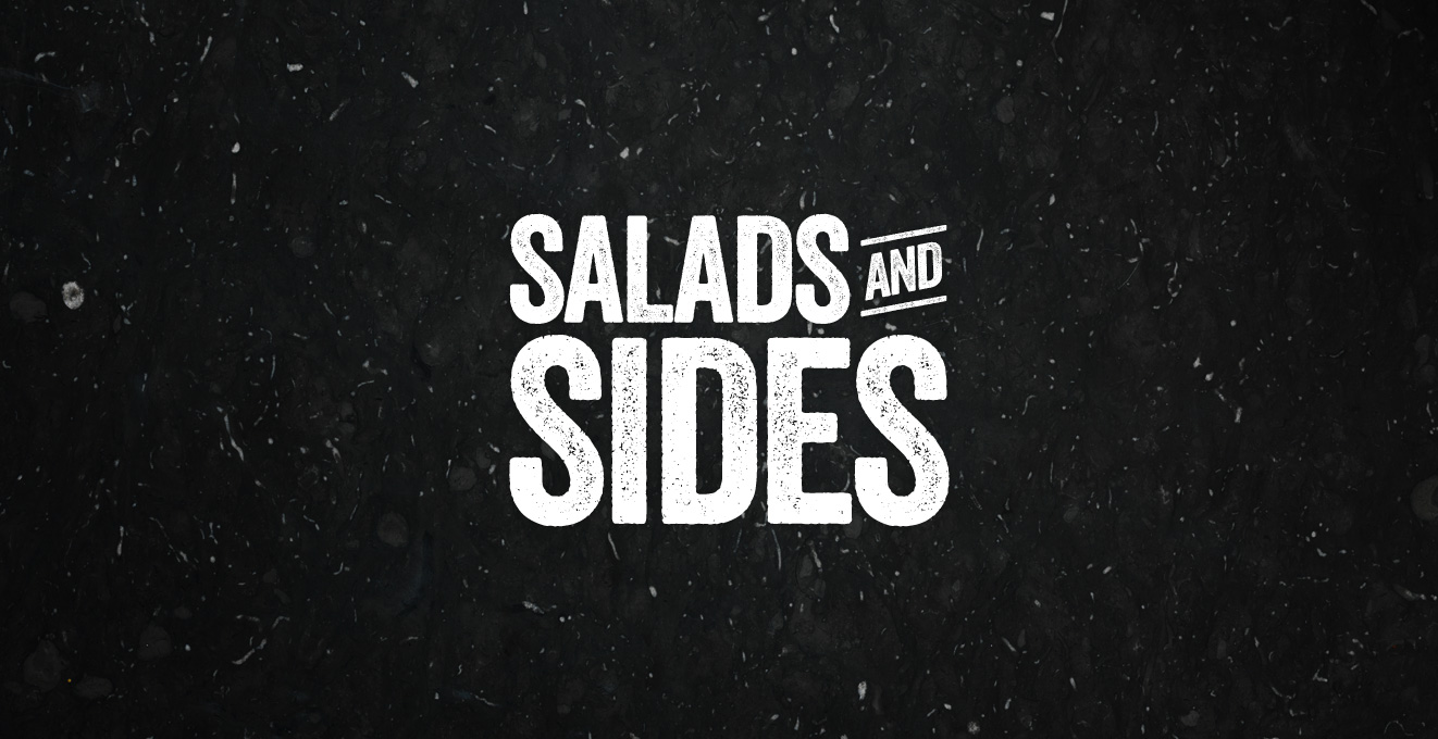 Logo Salads and sides