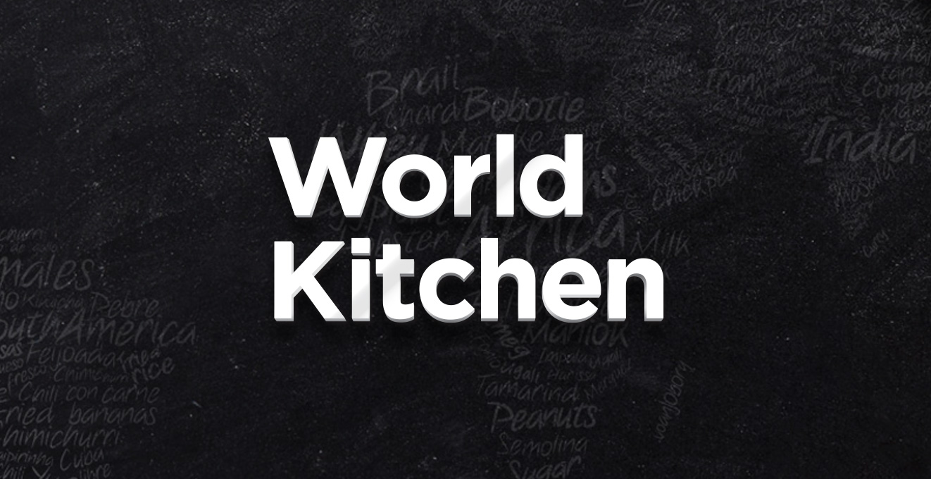 Logg for World Kitchen