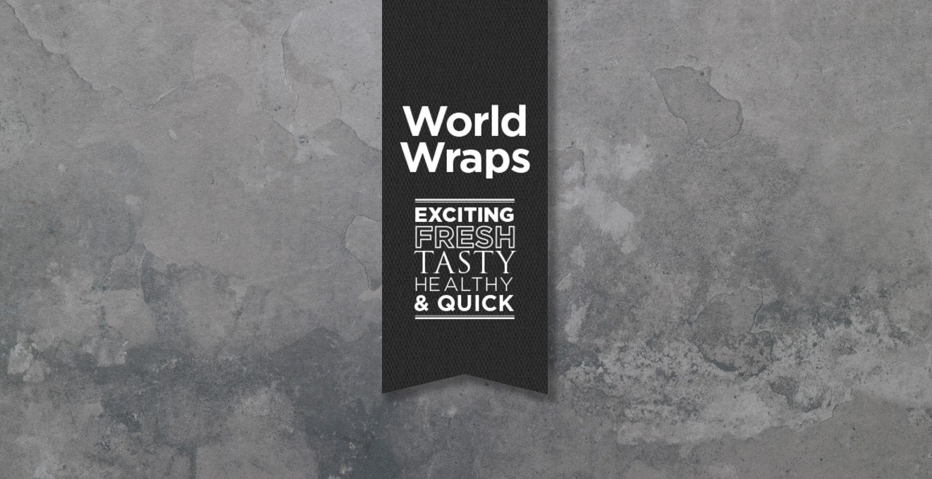 logo for World wraps