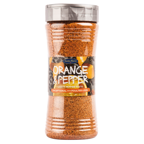 Orange & Pepper 300 g