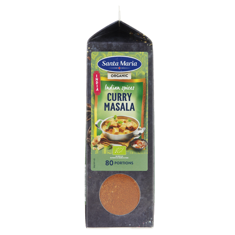 Organic Curry Masala Spice Mix 600 g