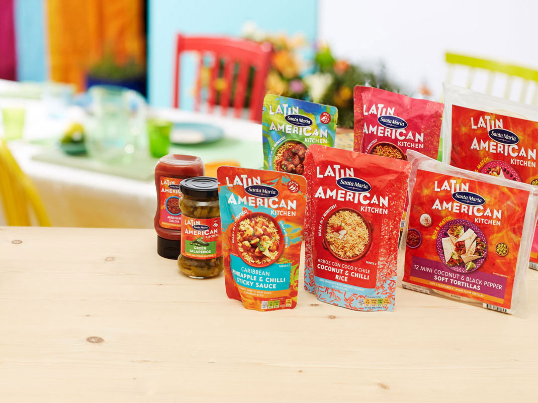 Latin American Kitchen products