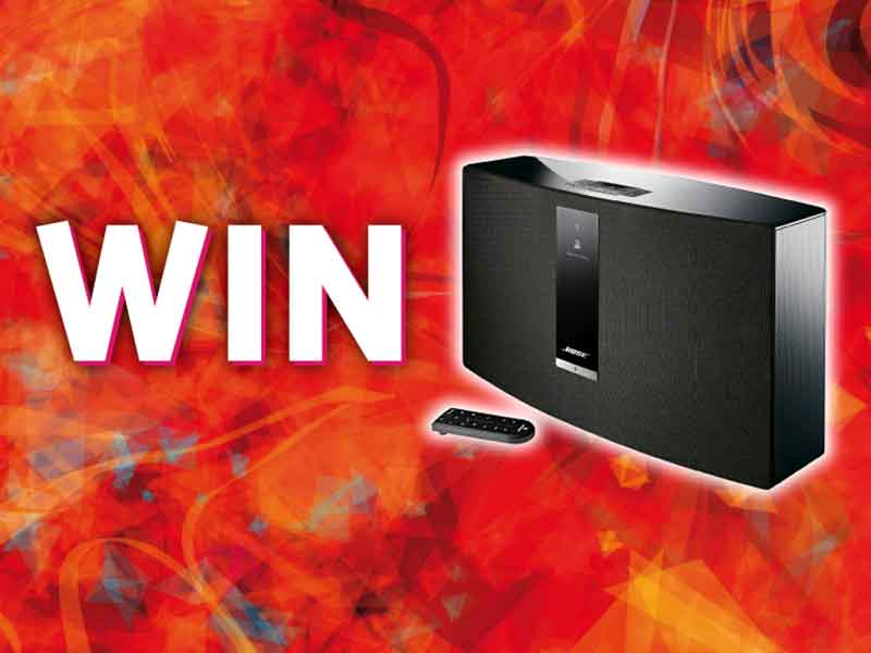 Win a Bose Music System