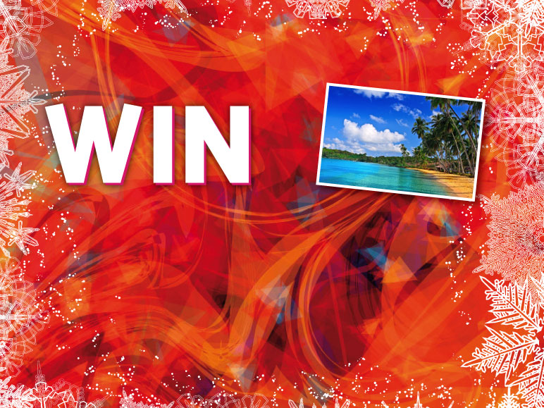 Win a holiday to Latin America for 2!