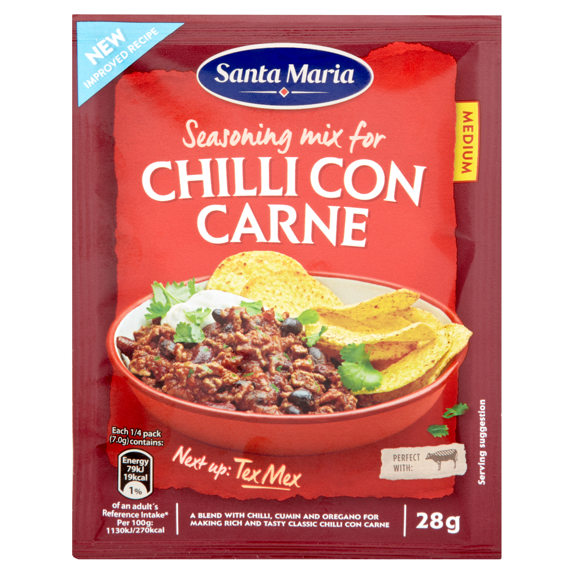Chilli Con Carne Seasoning Mix