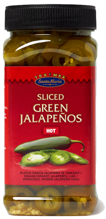 Green Jalapeños Hot