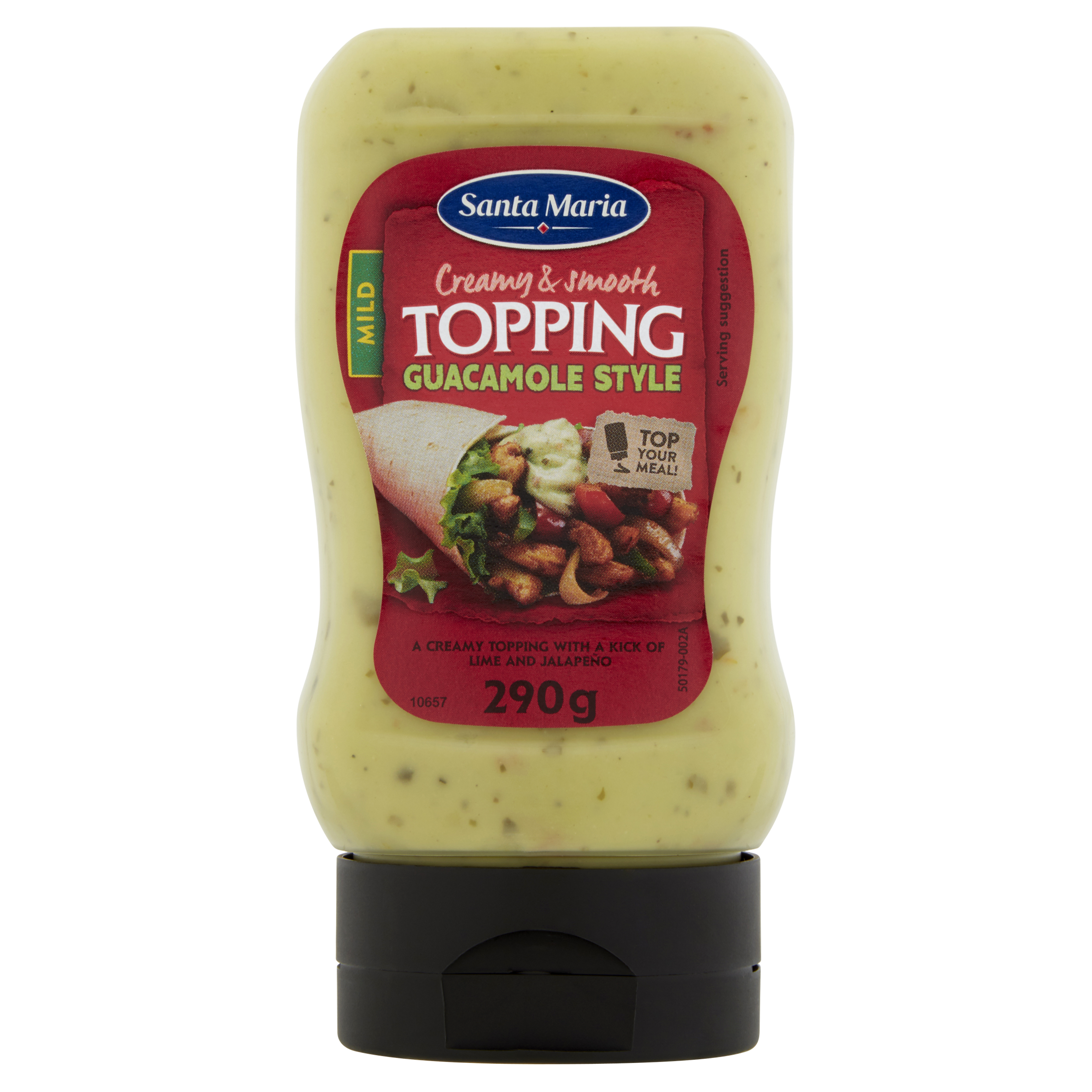 Guacamole Style Topping Mild