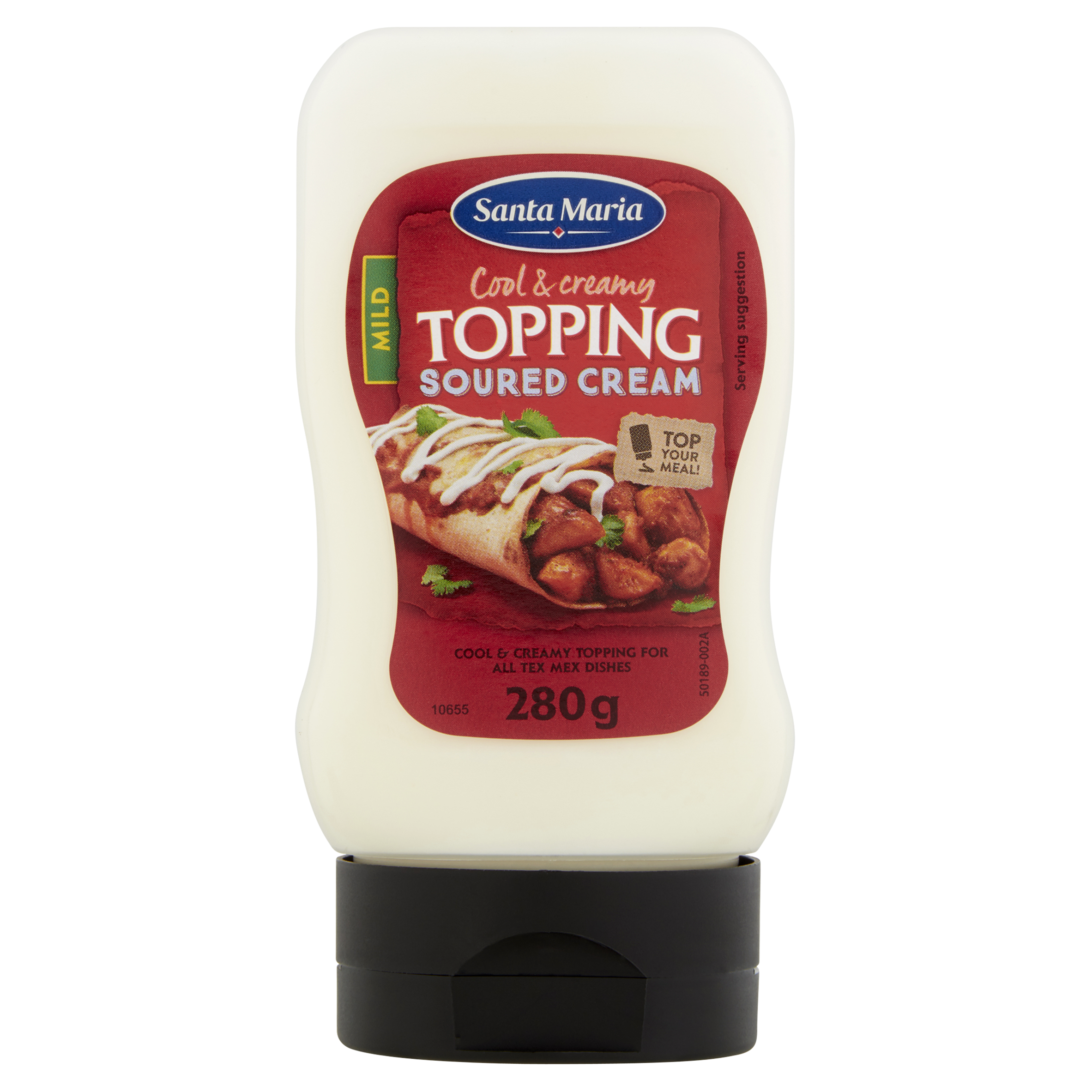 Soured Cream Topping Mild
