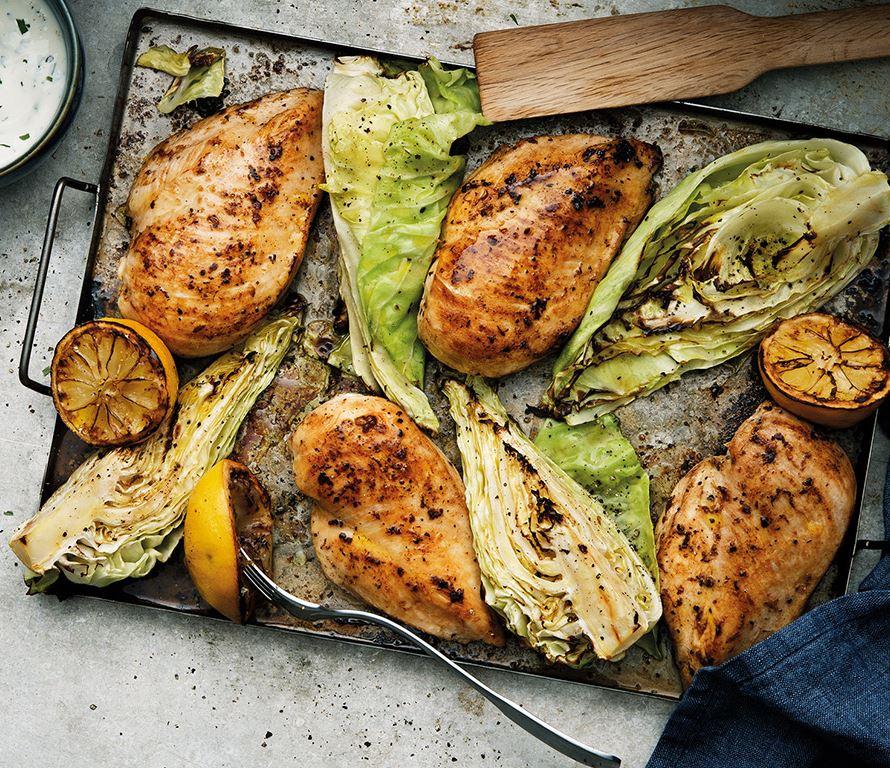 goda kryddor till kycklingfile