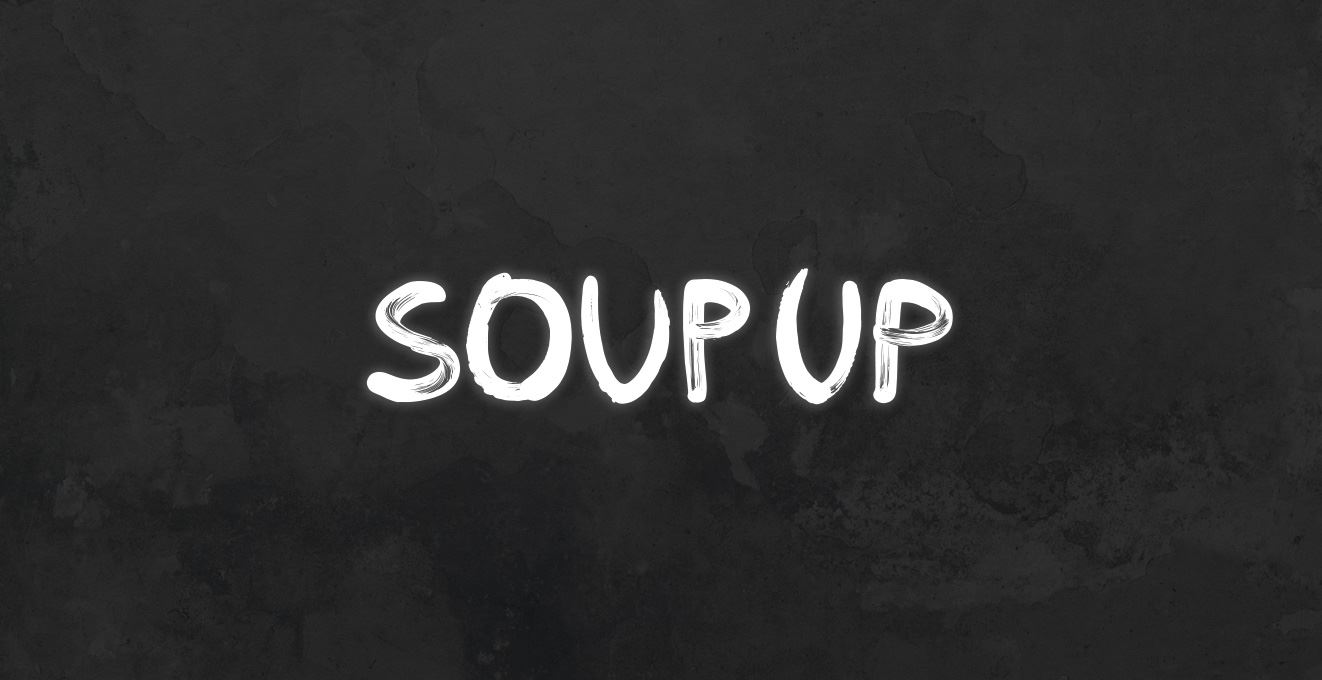 Logo Soup up