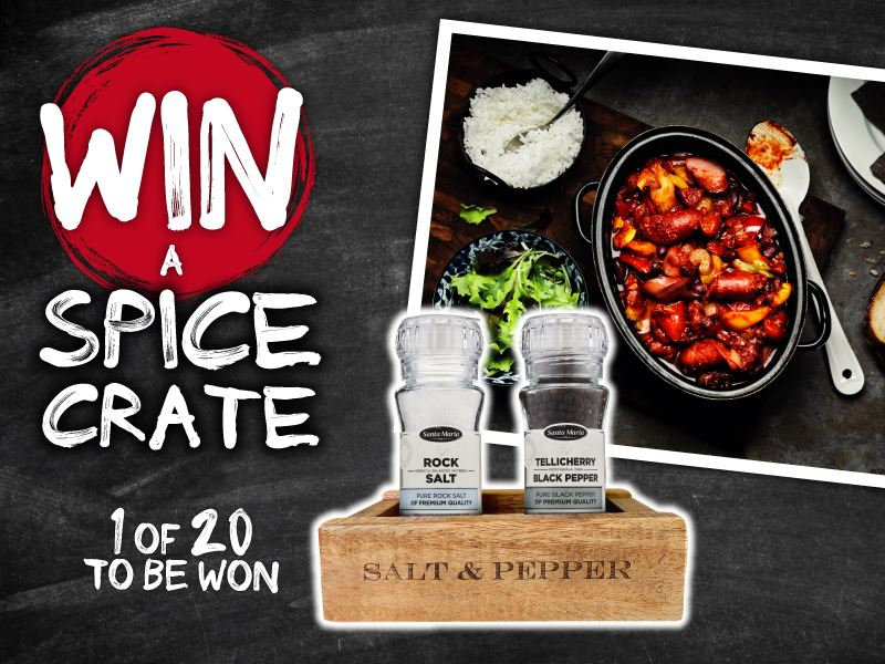 Win a Spice Crate