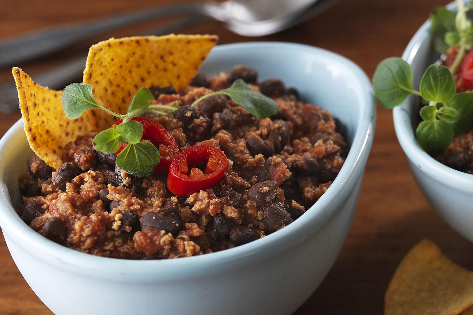 svarta bönor recept vegan