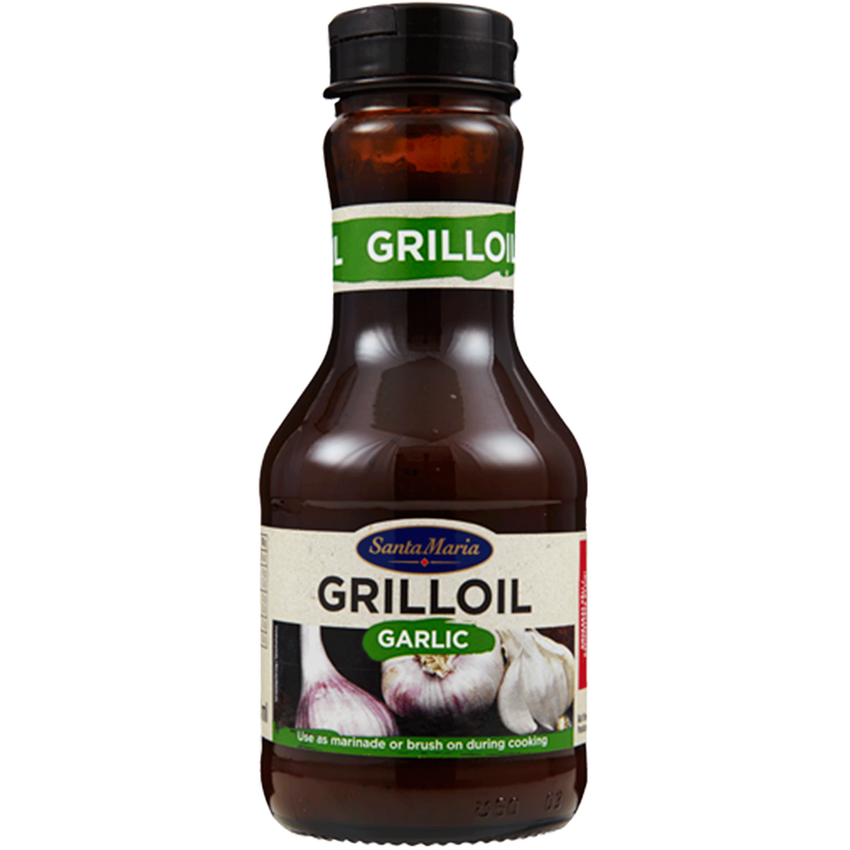 Bbq Grilloil Garlic Santa Maria