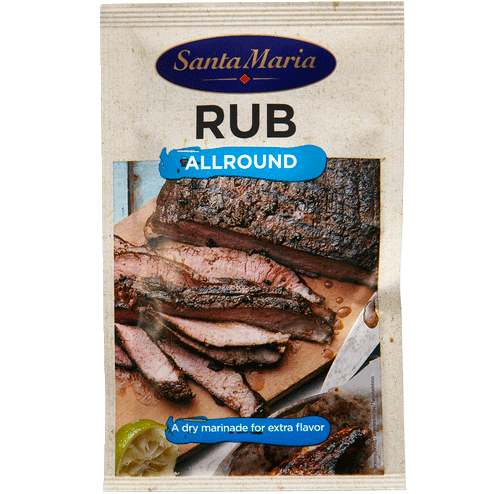BBQ Rub Allround