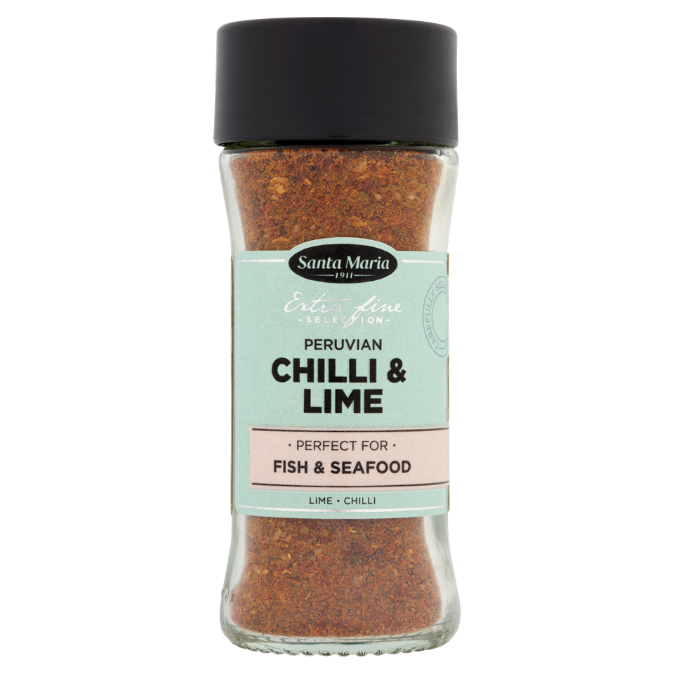 Peruvian Chilli & Lime