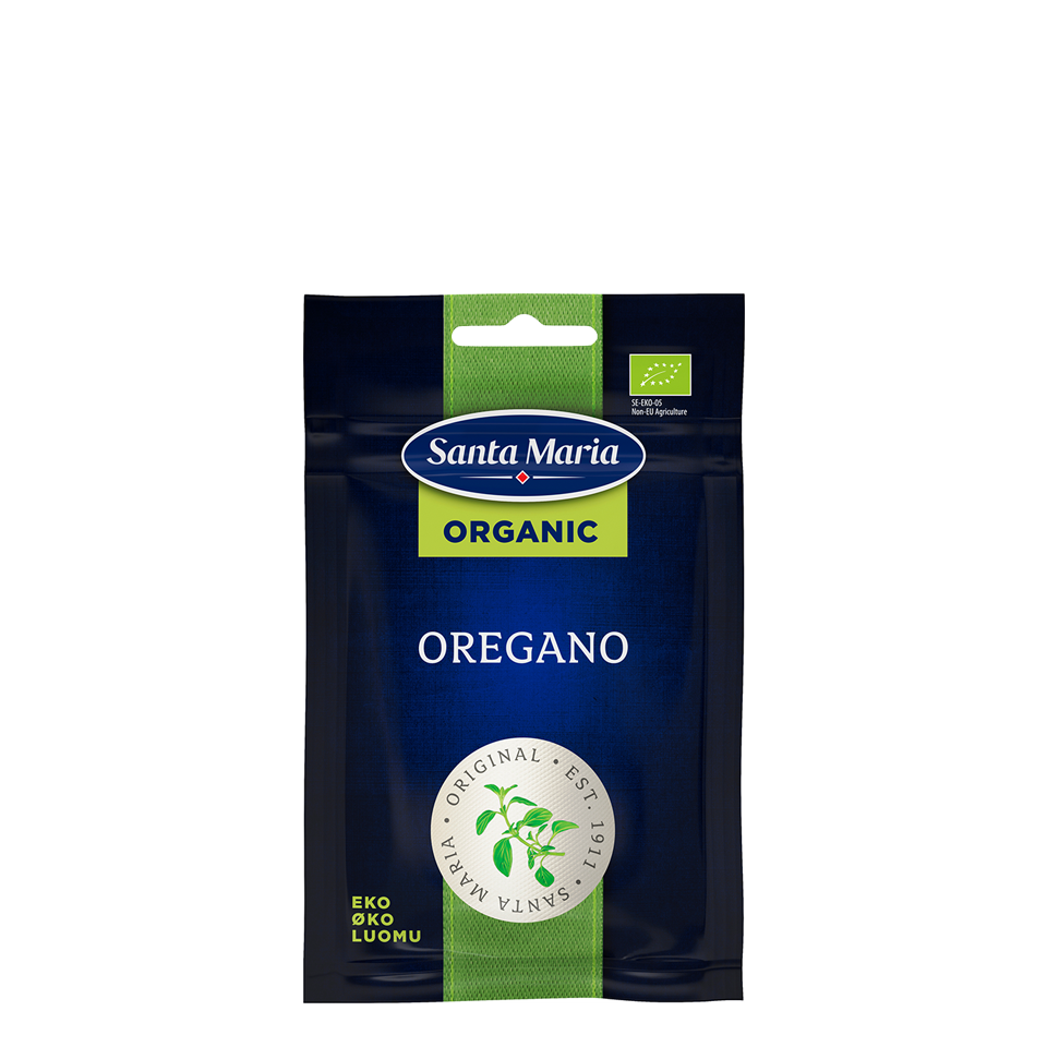 Organic Oregano in a bag