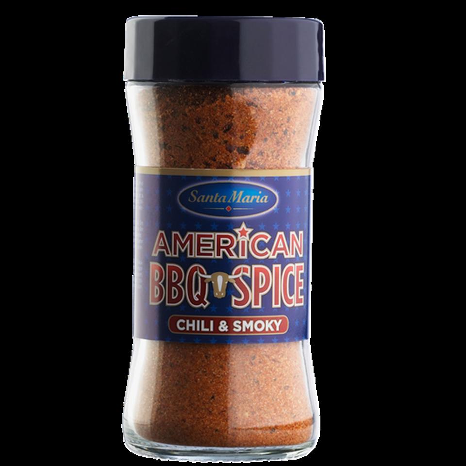 American BBQ Spice Chili & Smoky | Santa Maria