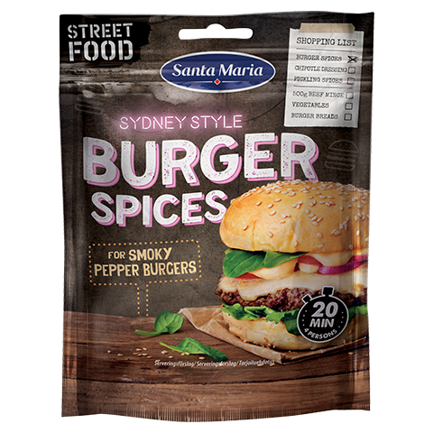 Burger Spices