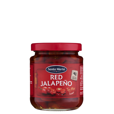 Red Jalapeño Hot