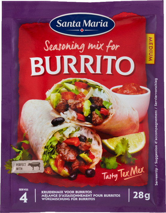 Burrito Seasoning Mix