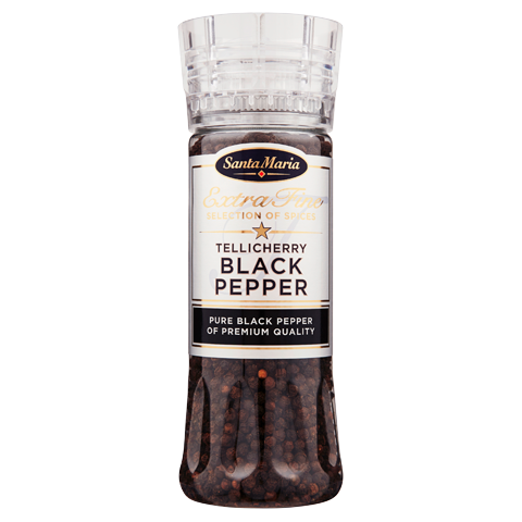 Tellicherry Black Pepper 210 g