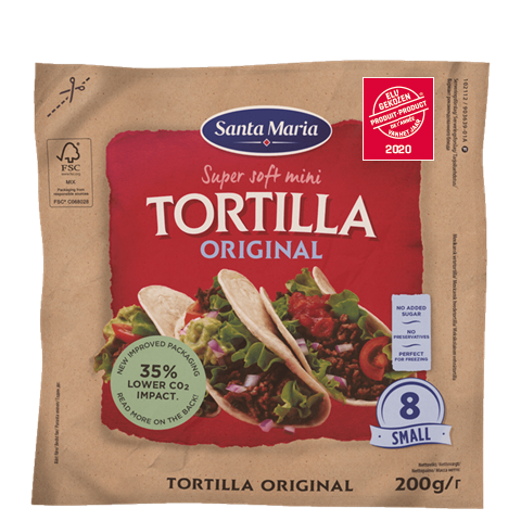 tortilla small