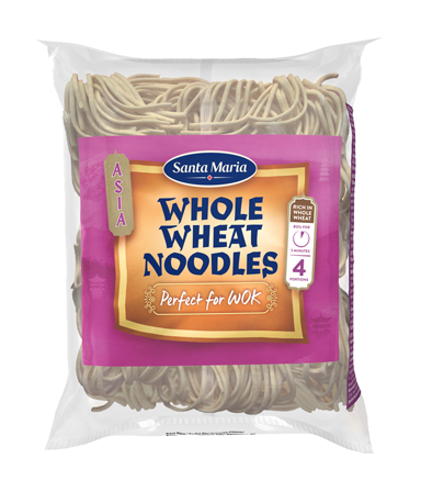 Whole Wheat Noodles