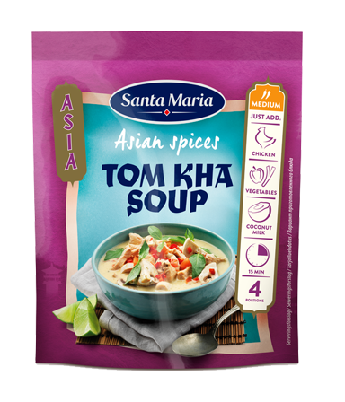 Asian Spices Tom Kha