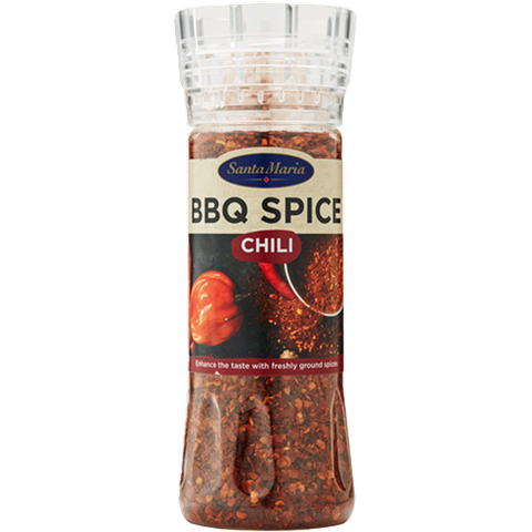 Robust kvarn med BBQ Spices Chili