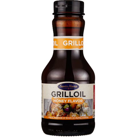BBQ Grilloil Honey Flavour