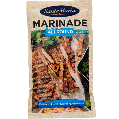 BBQ Marinade Allround
