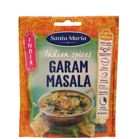 Indian Spices Garam Masala