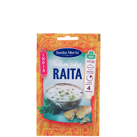 Indian Spices Raita