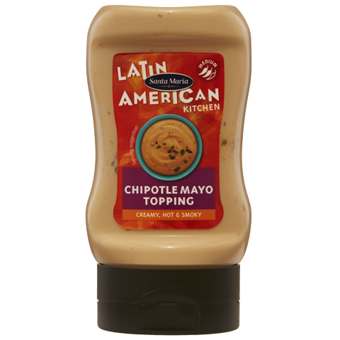 Chipotle Mayo Topping