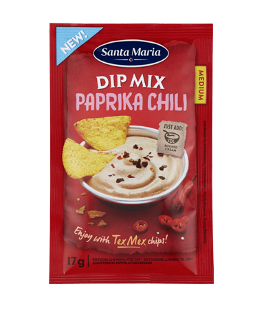 Paprika Chili Dip Mix