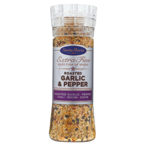 Roasted Garlic & Pepper 265 g