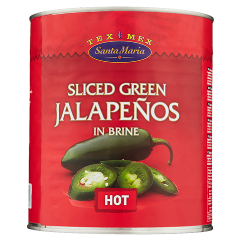 Jalapeño Green in pot 3000 g