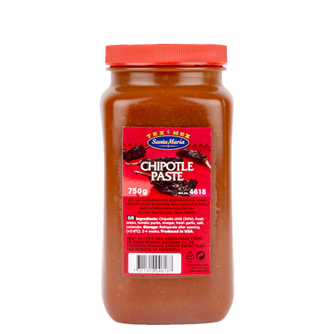 Chipotle Paste 750 g