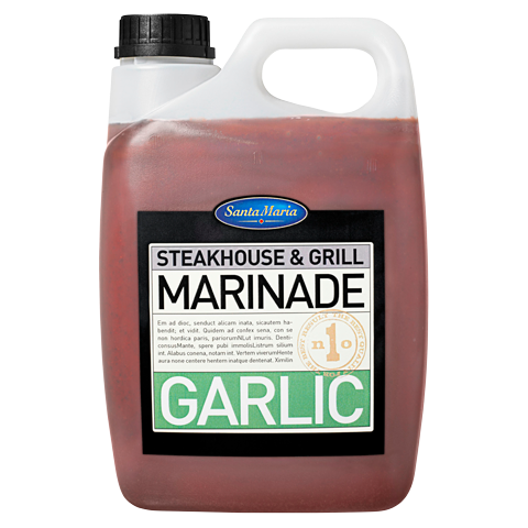 Marinade Garlic 2500 ml