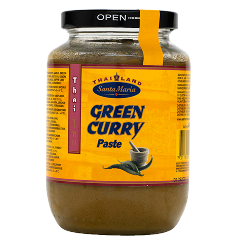 Green Curry Paste 470 g