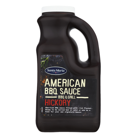 American BBQ Sauce Hickory 2360 g