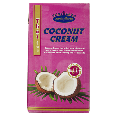 Coconut Cream 1000 ml
